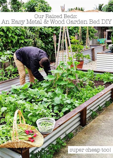 Diy Garden Bed Ideas Diy Garden Bed Ideas The Idea Room