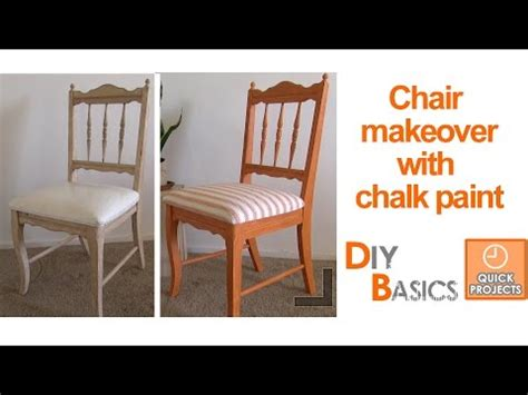 diy chalk paint chair how to give an chair a new look with chalk paint diy