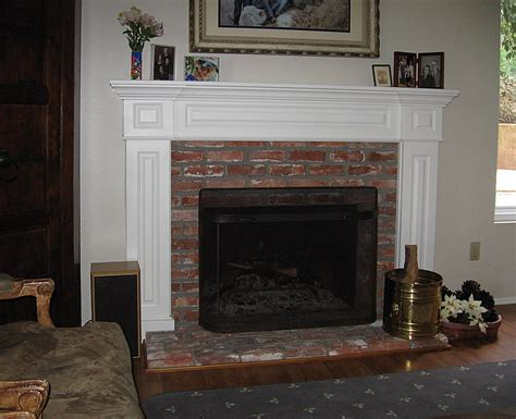 Custom Fireplace Surround by Custom Mantels