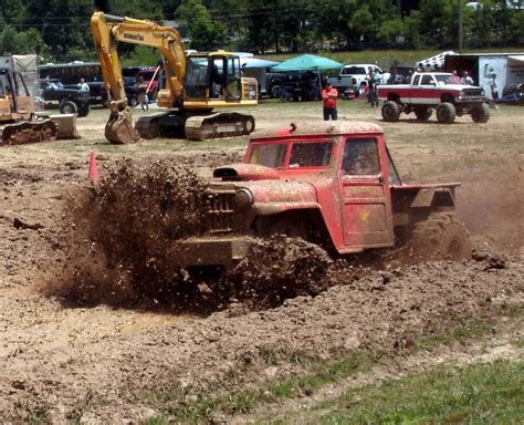 muddy truck mud trucks west virginia mountain mama