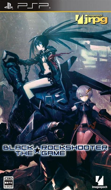 theme psp black rock shooter black rock shooter psp review just push start