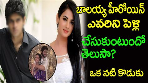 sonal chauhan married to legend heroine sonal chauhan marriage with her boy friend
