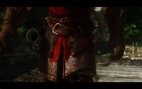 crimson ranger armor skyrim mod mod crimson ranger armor at skyrim nexus mods and community