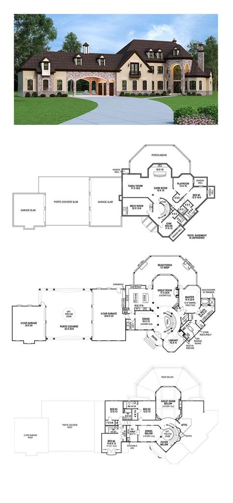 country plans 17 best ideas about house plans on