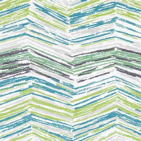 Robert Allen Sunbrella Painted Lines Spring Grass 242233