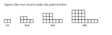 define linear pattern in math everybody is a genius patterns