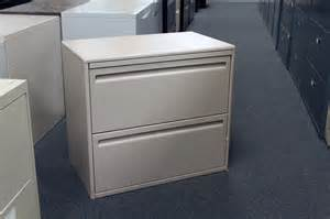 Used Lateral File Cabinet Used Haworth File Cabinet 2 Drawer Lateral File