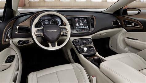 Chrysler 200 2014 Interior by Chrysler Reinvents Itself With Next 200 Sedan