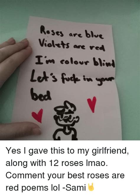 roses  red poems