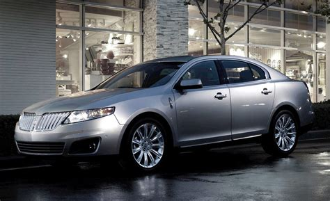 lincoln mks review  lincoln mks sedan delivers