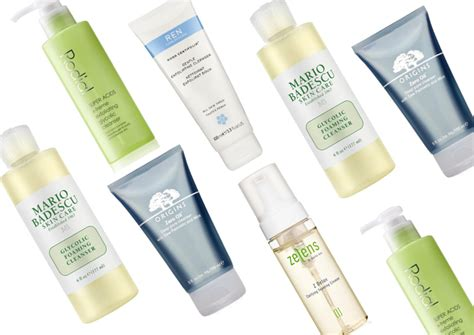 Best Detox Products 2017 by 11 Of The Best Cleansers For Skin