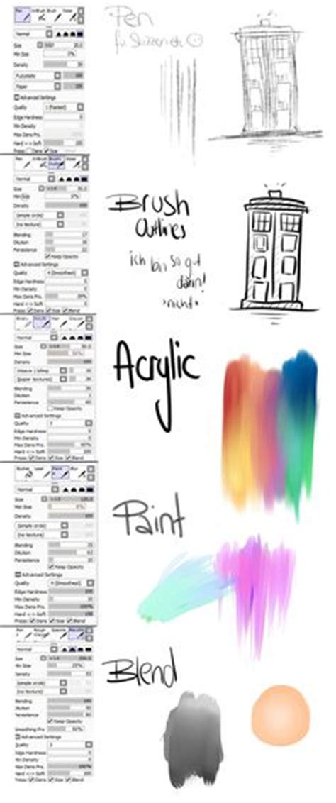 paint tool sai 2 32 bit paint tool sai brushes and tools on
