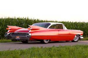 How Is A 59 Cadillac What Makes This Cool 1959 Cadillac Eldorado Scorching