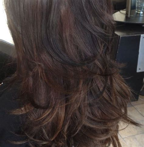 hair color with highlights and lowlights for black women 25 best ideas about brown hair with lowlights on