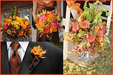 fall colors for a wedding fly me to the moon july 2012