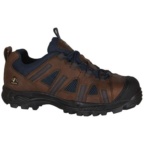 golden retriever shoes s golden retriever 174 waterproof composite toe oxford work shoes brown 592878