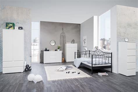 Schlafzimmer 5 Teilig by Schlafzimmer Imke 5 Teilig Wei 223 Kommode Schrank Sideboard