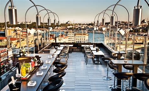 best roof top bars istanbul s best rooftop bars