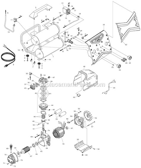 hitachi ec119sa parts list and diagram ereplacementparts