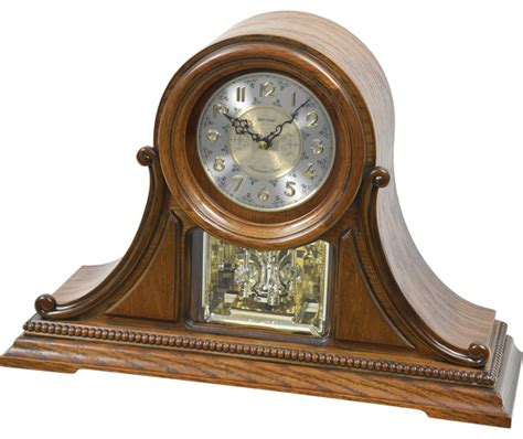 houzz clocks rhythm usa musical chiming wooden mantel clock wsm