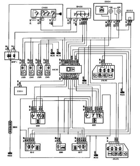 peugeot all models peugeot all models wiring diagrams general contents