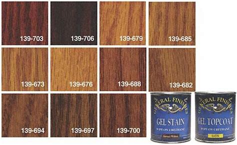 general finishes gel stain color chart chart template category page 772 gridgit
