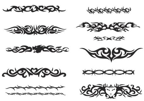tribal band tattoo meanings tribal meaning family armband tattoos are designs that