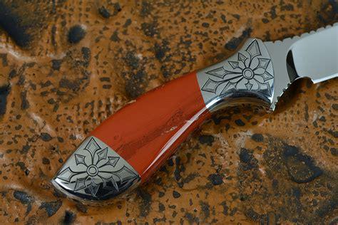 Azuma Knife quot azuma quot handmade custom knife by fisher