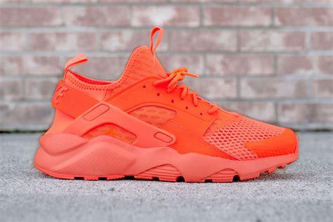 Nike Huarache Ultra Run nike air huarache run ultra br orange black hypebeast