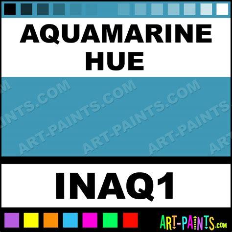 aquamarine colors ink paints inaq1 aquamarine paint aquamarine color intenze colors