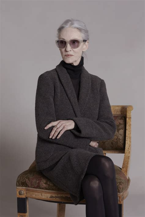 cool and stylish at age 65 linda rodin 65 tapped by olsens to model for the row