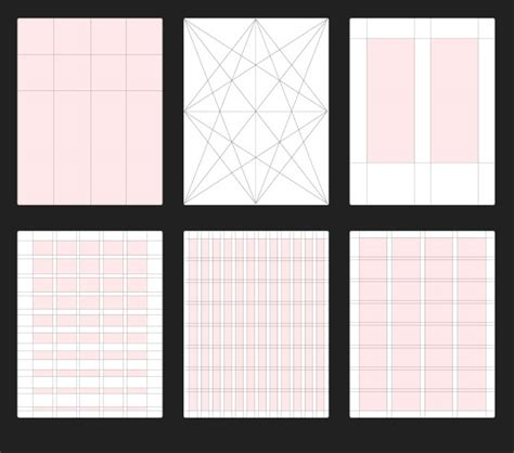 graphic design grid layout pdf grid kit page design construction grid system grids