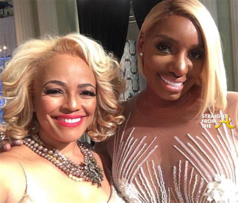 phaedra parks on club scene goal was not to fan any of behind the scenes of the real housewives of atlanta