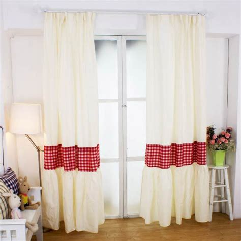 red and white plaid curtains designed red white plaid country curtains for living room
