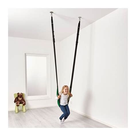 ikea indoor swing gunggung swing green swings basements and indoor