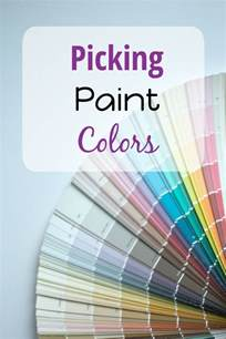 picking paint colors picking paint colors the organized mama
