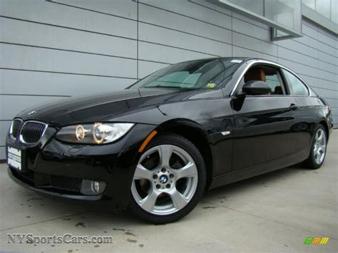Bmw 328xi Coupe by 2007 Bmw 3 Series 328xi Coupe In Jet Black 077336