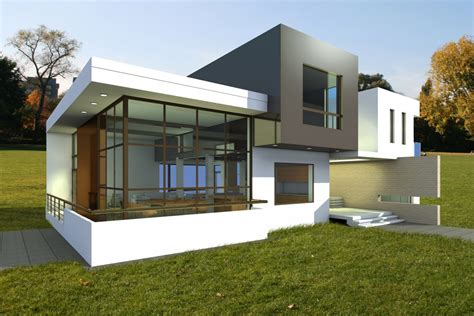luxury house plan cj 7 260m2