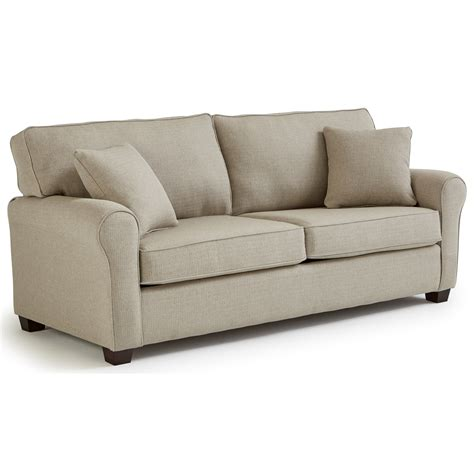 sleeper sofa with air dream mattress best home furnishings shannon s14aq queen sofa sleeper