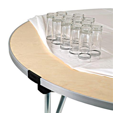 5 Ft Folding Table Gopak Folding Table 5 Ft Sealed Wood Markets