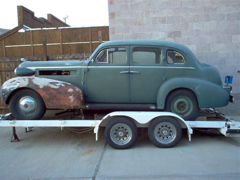 cadillac touring sedan 1937 cadillac series 60 v8 coach touring sedan classic
