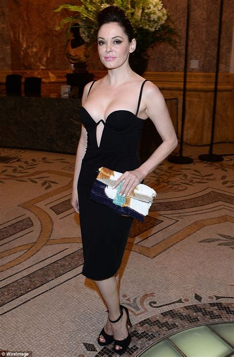 Mcgowan Almost Dressed by Mcgowan Sports A Low Cut Lbd For Fendi Event In