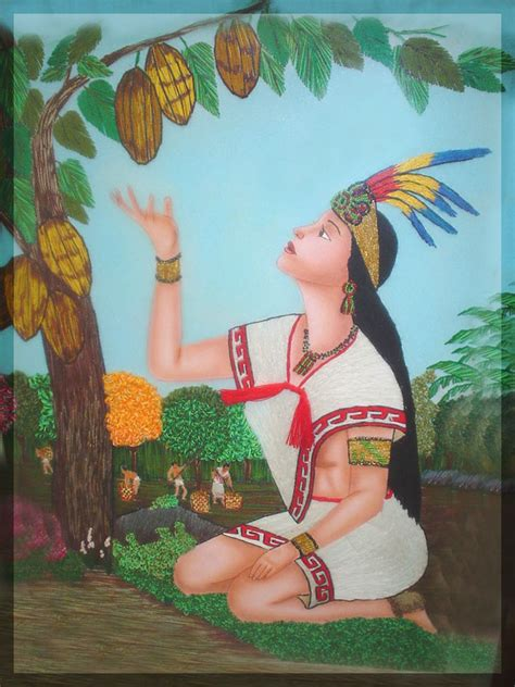imagenes de mujeres olmecas goddess of the cocoa cacao a photo from tabasco gulf