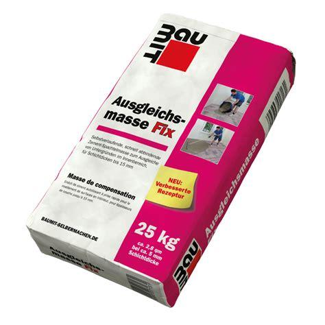 Ausgleichsmasse Extrem Baumit 25 Kg 6165 by Baumit Deutschland Produkte Estrich Boden Produkte