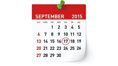 Tomorrow Calendar New Tv To Be Revealed Tomorrow September 17th
