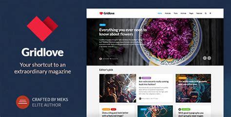 gridlove v1 0 creative grid style news magazine