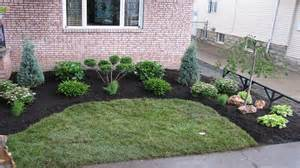 Easy front ideas easy front yard landscaping ideas image id 54925