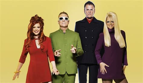 The B-52's NYE Concert in the Theater District | 365 Houston B 52 Band Members