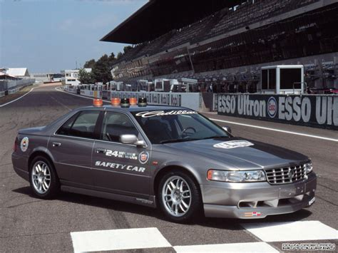 7 Great Sts For Collecting by Cadillac Seville Stsi Cunningham Le Mans Pace Car 2000