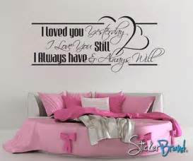 Vinyl Wall Stickers Quotes Vinyl Wall Decal Sticker Love Quotes Bhuey118s